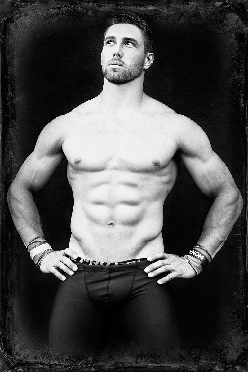 Crossfit Athlete Kenneth Leverich