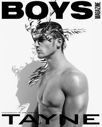 TAYNE DE VILLIERS - BOYS MAGAZINE