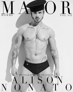 Alison Nonato - Major Magazine