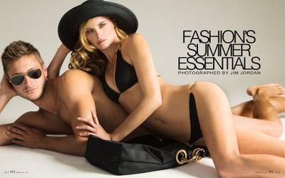 Elle Magazine - Fashion Photographer Los Angeles