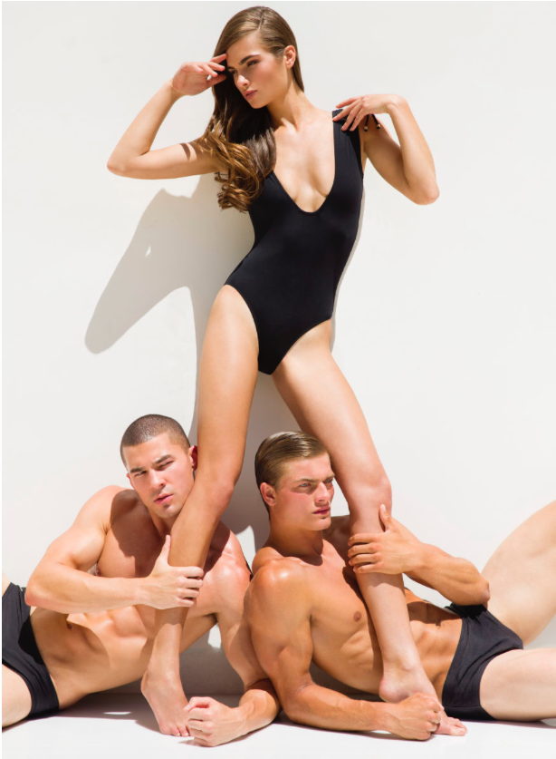 Rayne Ivanushka with Men