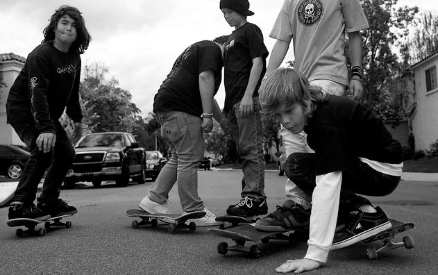 Kids of Summer Skating