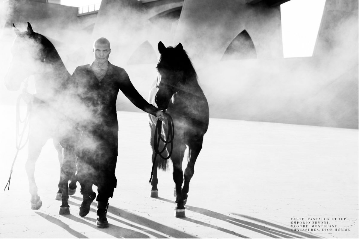Jeremy Meeks - Lifestyle Photographer New York City