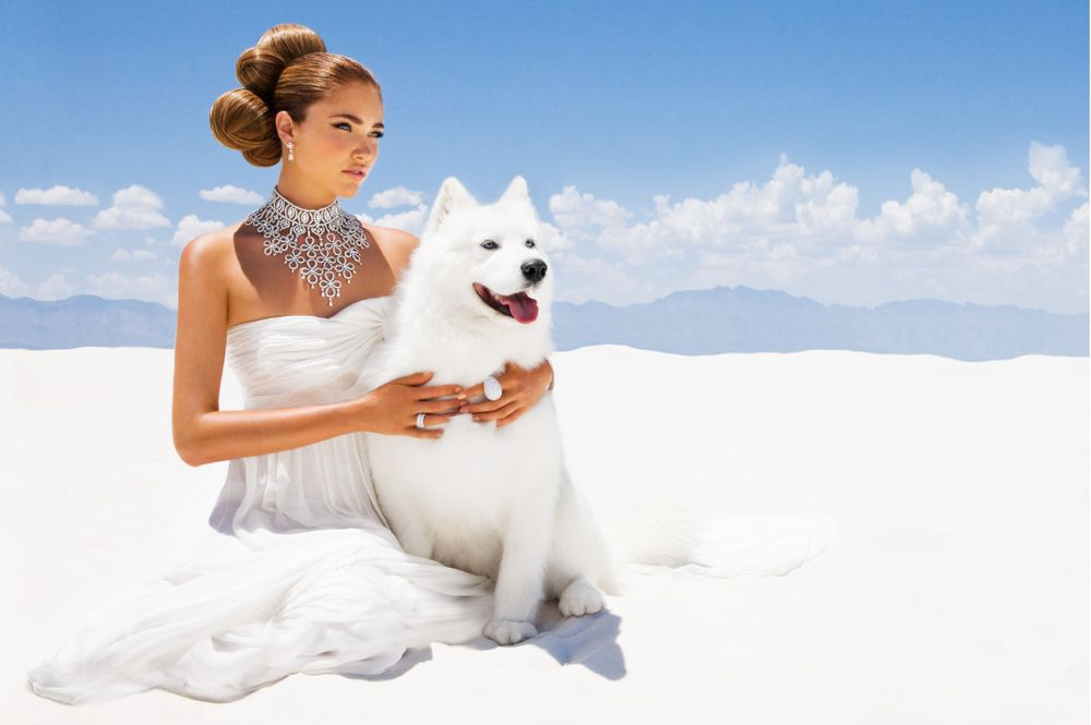 White Sands Bride