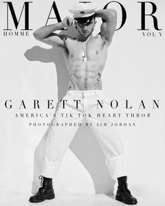 Garett Nolan - Major Magazine