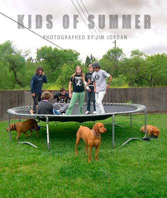 Kids of Summer Cover