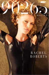 Rachel Roberts 90265 Malibu Magazine Cover