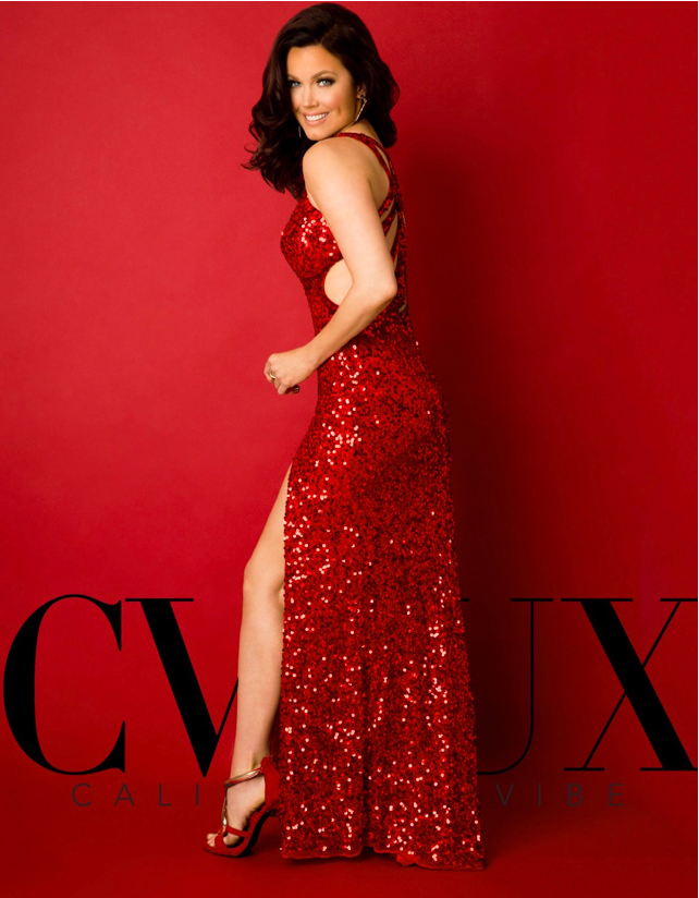 Bellamy Young CVLUX Magazine Cover