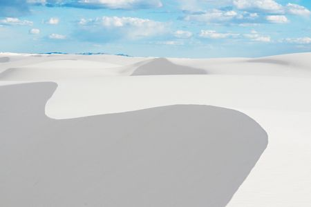 White Sands New Mexico - Travel Photographer New York