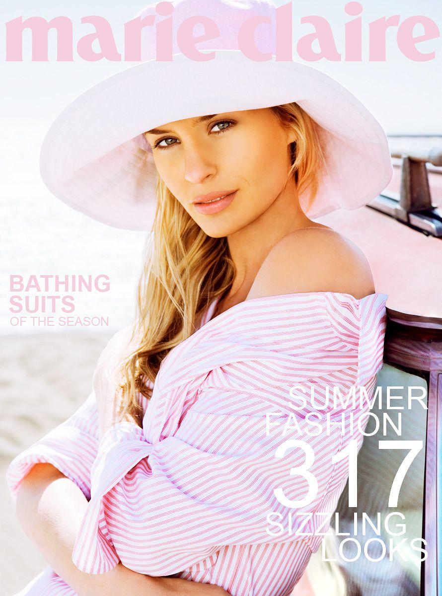 Maire Claire Magazine Cover