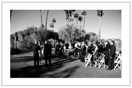 Palm Springs Wedding - Bat Mitzvah Photographer Los Angeles