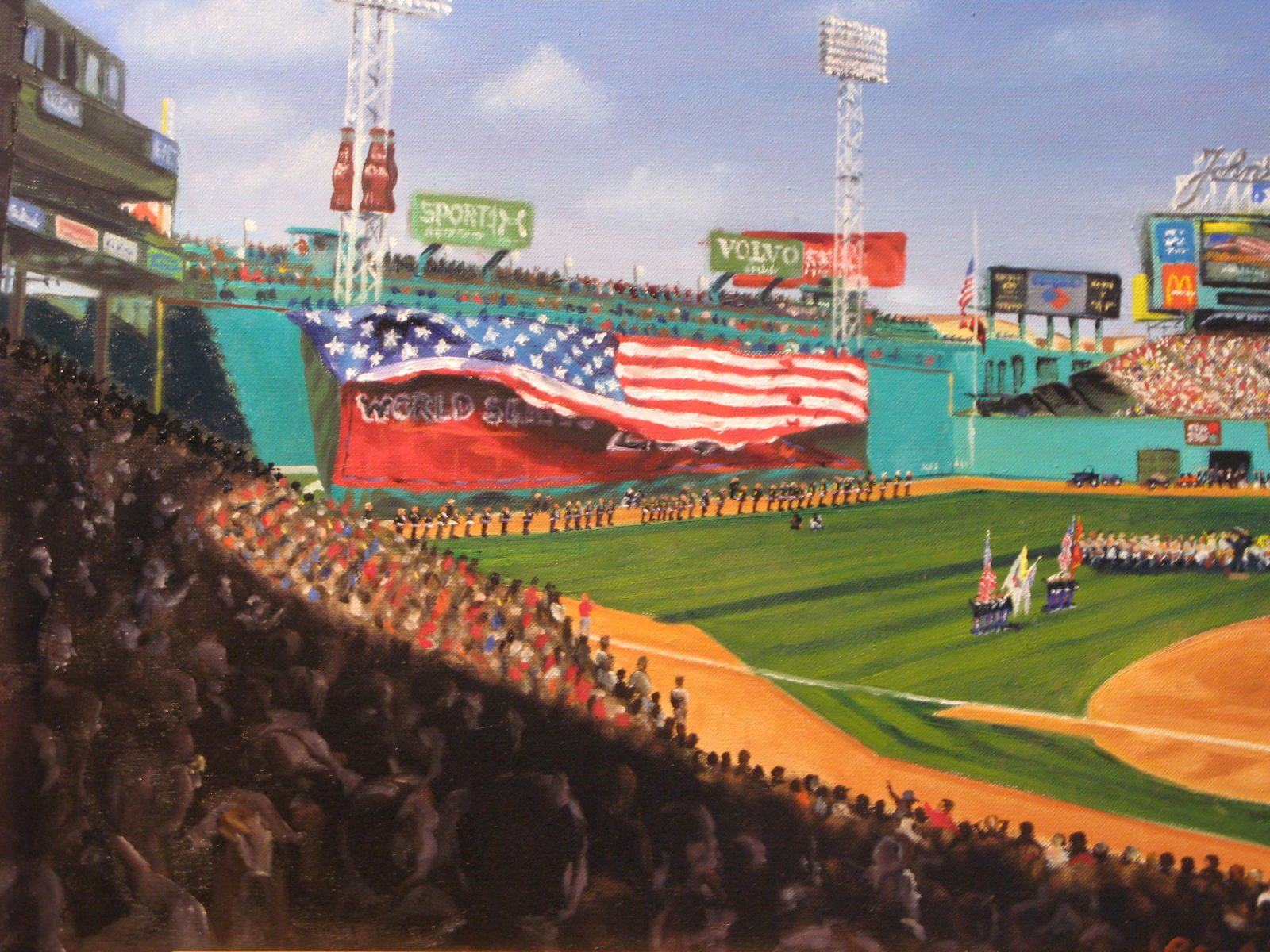 Opening Day - 2005 - Fenway Park