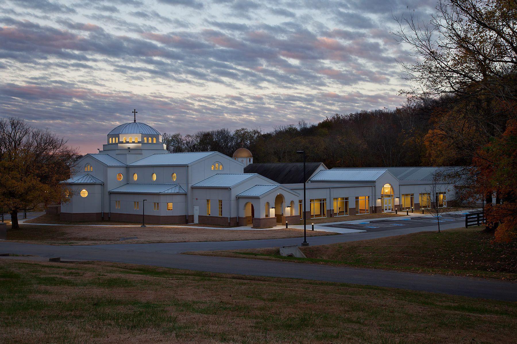 St. Ignatius Orthodox Church | Franklin, TNArchitect - Street Dixon Rick Architecture, PLC