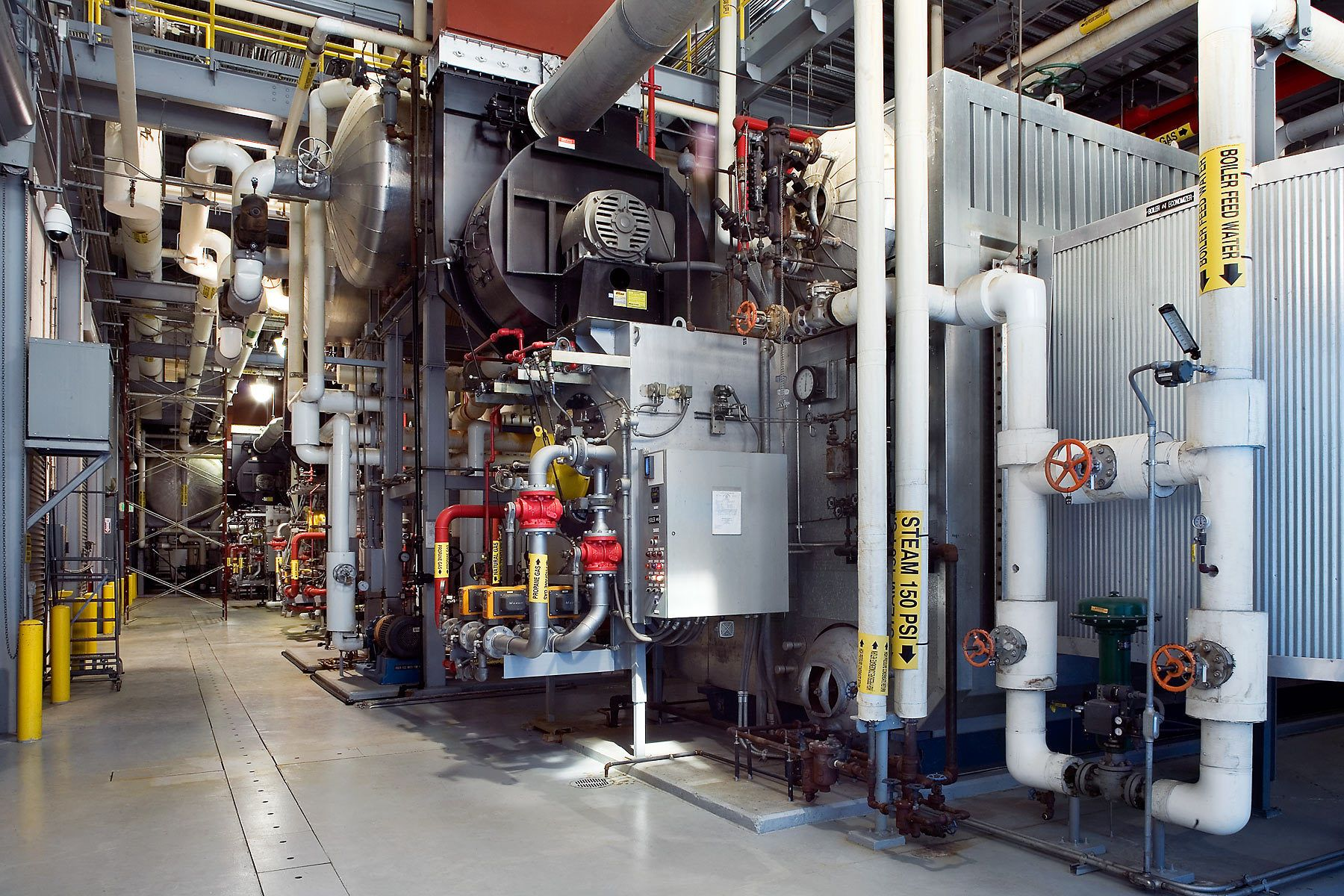 Metro Nashville District Energy System | Nashville, TNMechanical Systems - Nashville Machine Company