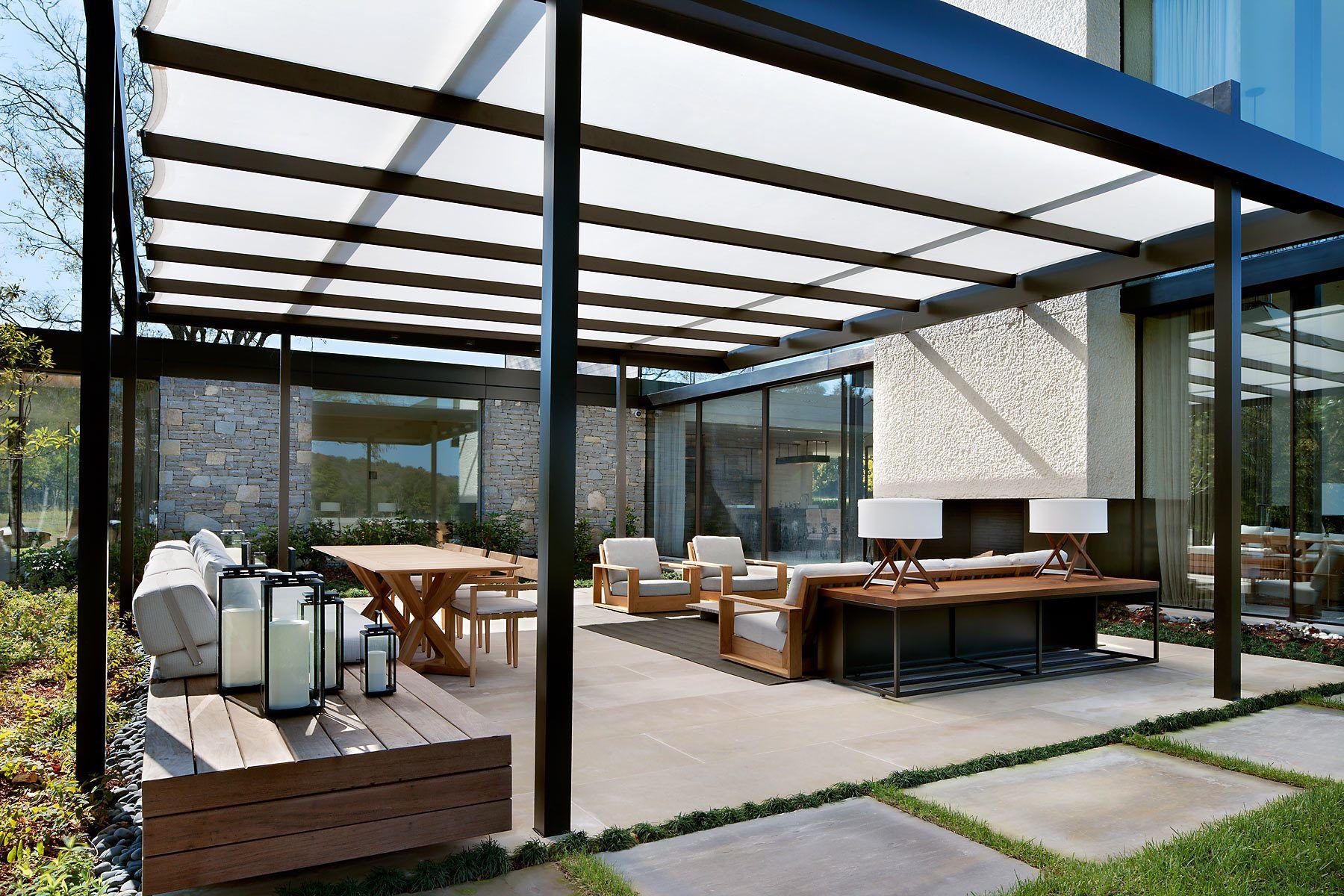 Tennessee Farmhouse | Private Residence | Nashville, TNArchitect - Meyer Davis Studio