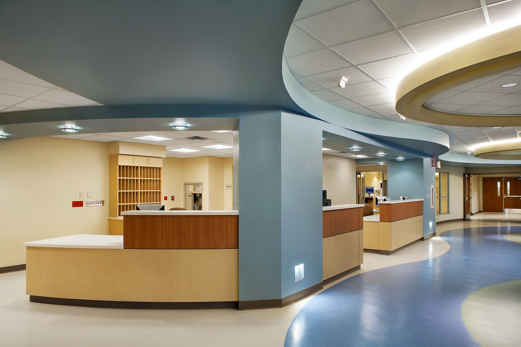 Saint Thomas Midtown Hospital NICU | Nashville, TNGeneral Contractor - Turner Construction Company