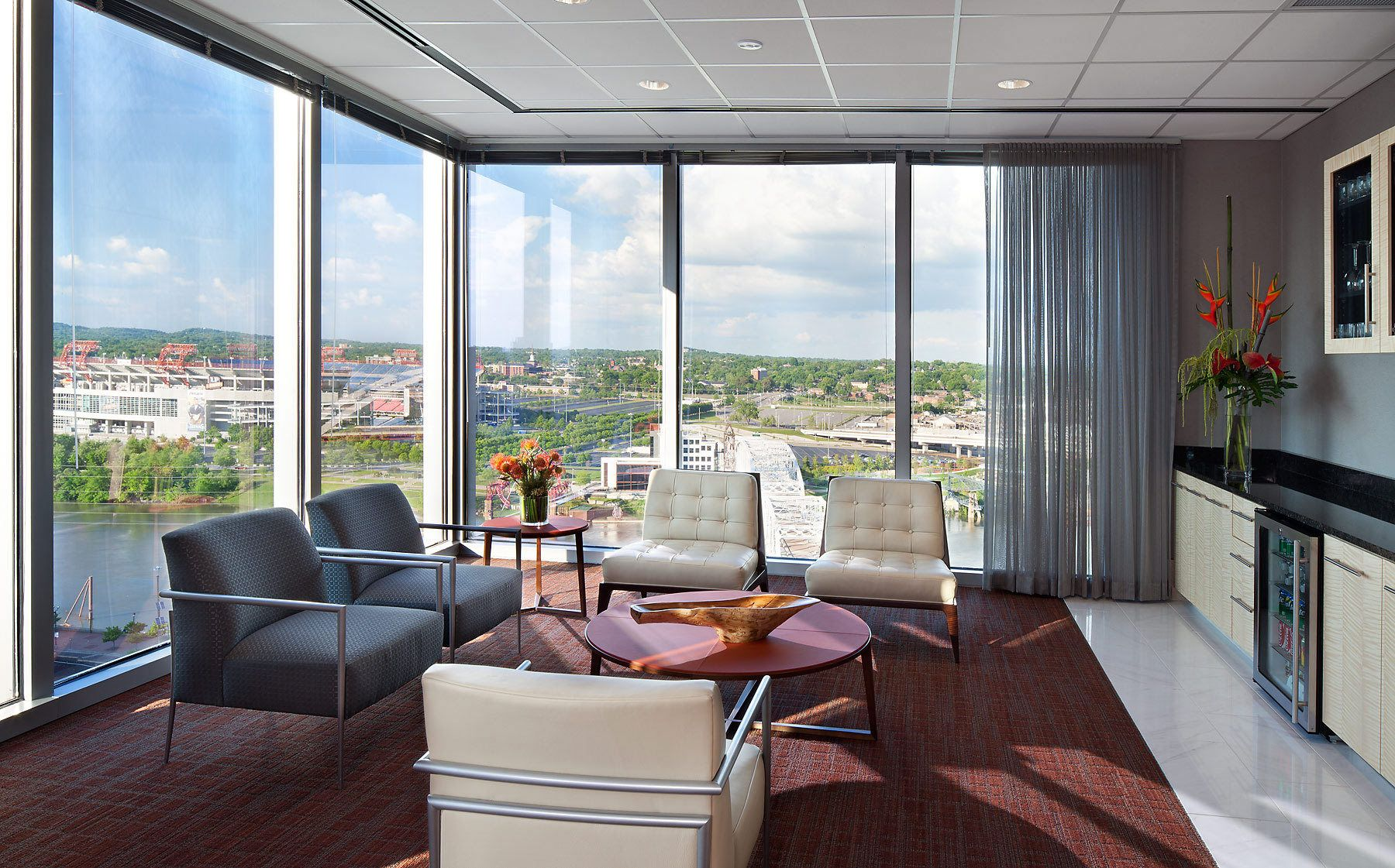 Butler Snow Law Firm | The Pinnacle at Symphony Place | Nashville, TNArchitect - STG DesignGeneral Contractor - Flow Construction Company, Inc.