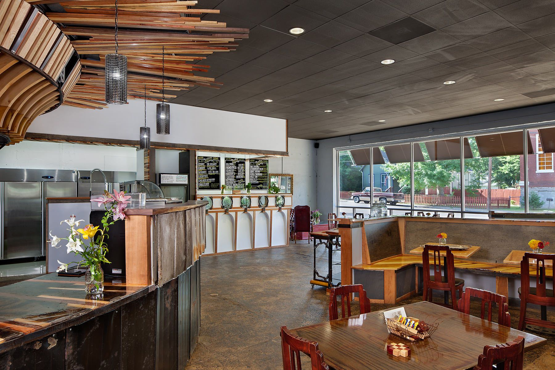 The Post East Coffee Shop | Nashville, TNGeneral Contractor - DWC Construction Company, Inc.