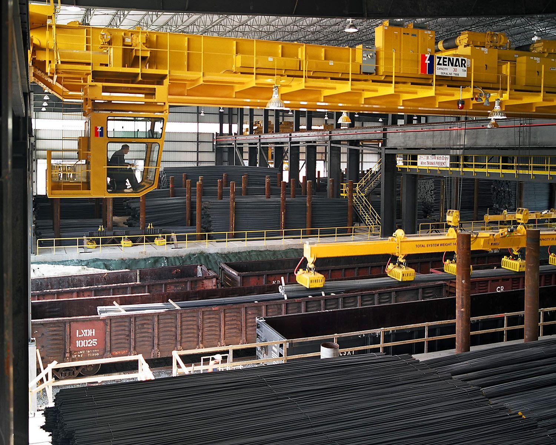 Gerdau Ameristeel | Knoxville, TNGeneral Contractor - Blaine Construction Corporation
