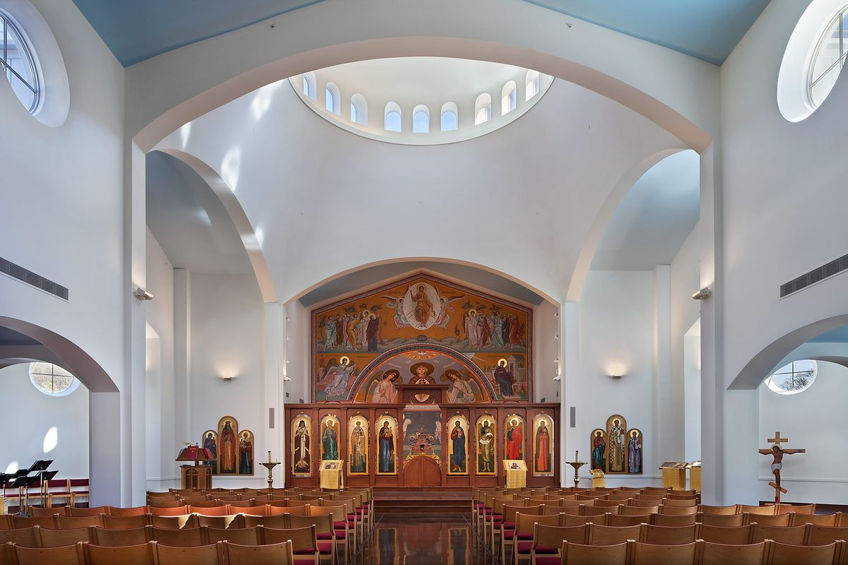 St. Ignatius Orthodox Church | Franklin, TNArchitect - Street Dixon Rick Architecture, PLC