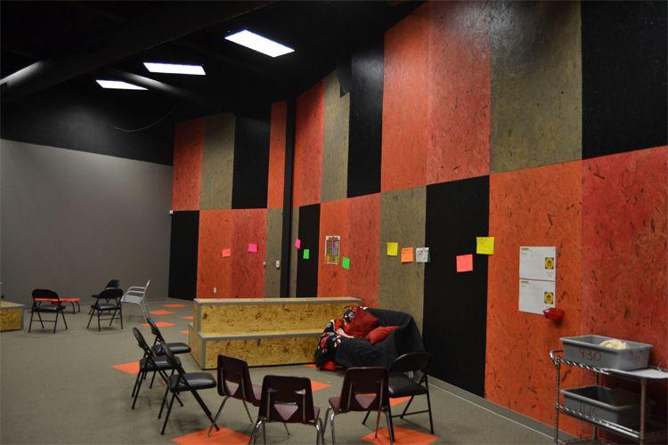 Frontline Community Church . Grand Rapids, MI . 2014Elevate Studio: Architect of Record