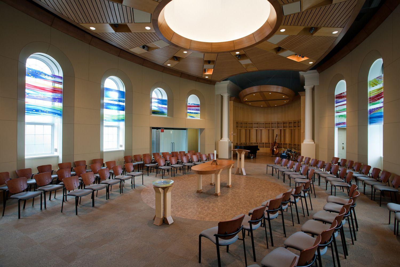 WTS Mulder Chapel