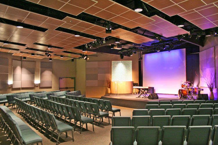 Trinity Church of Sunnyvale . Sunnyvale, CA . 2009Elevate Studio: Lead Architect, Master Planning and Design