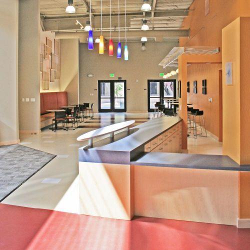 Trinity Church of Sunnyvale . Sunnyvale, CA . 2009Elevate Studio: Lead Architect, Master Planning and Design