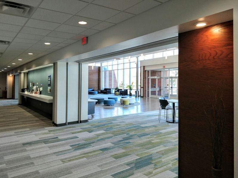 Fifth Reformed Interior Concourse