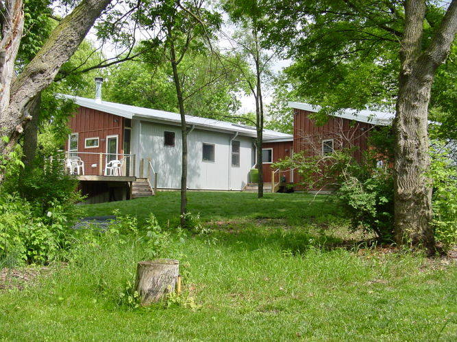Fridsma House . Grand Rapids, MI . 2002