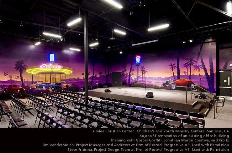 Jubilee Christian Center . San Jose, CA . 2006Praise Kids Center