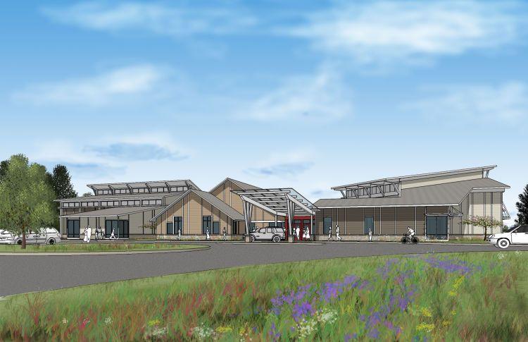 Eastridge Community Church . Duluth, MN . 2013