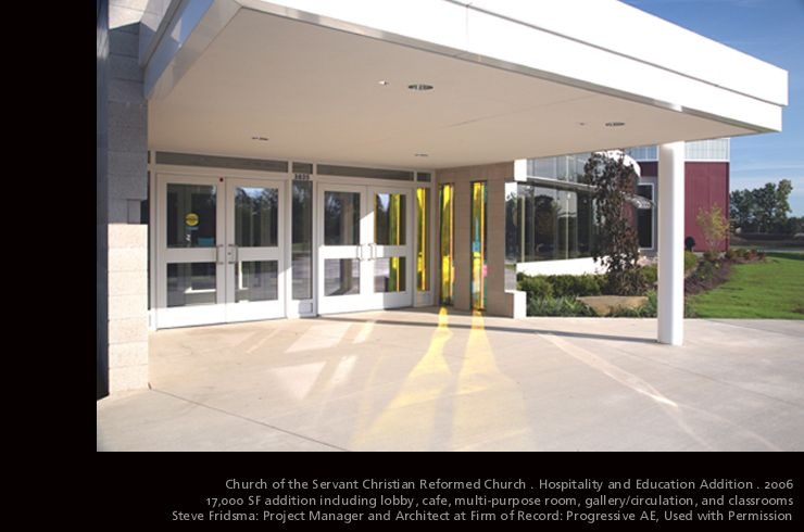 "Entry Vestibule: a ""Prism of God's Word"""