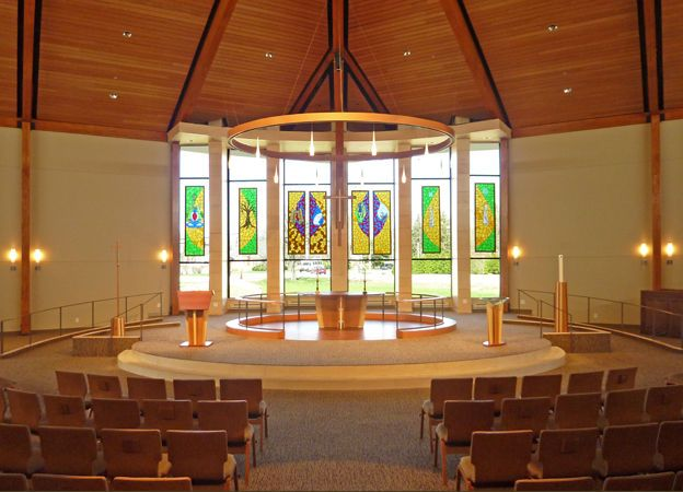 Christ Lutheran Church . Valparaiso, IN . 2010Elevate Studio: Architect of Record