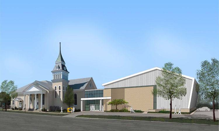 Crossroads Church - Adrian, MI