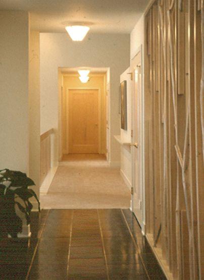 Harris House - Interior Hallway . Elevate Studio: Architect of Record.jpg