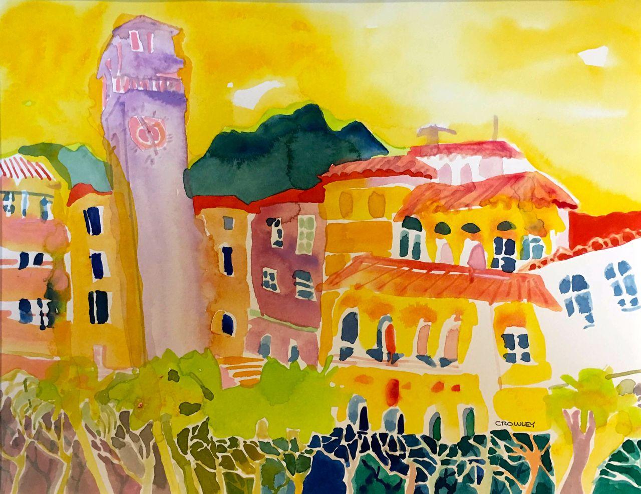 """#2245  """"Riva Del Garda, Italy"""""""