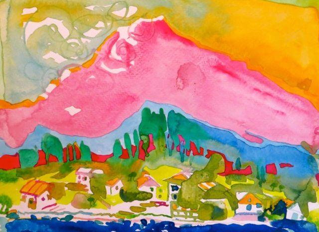 """#1810  """"Mt. Etna, Sicily"""""""