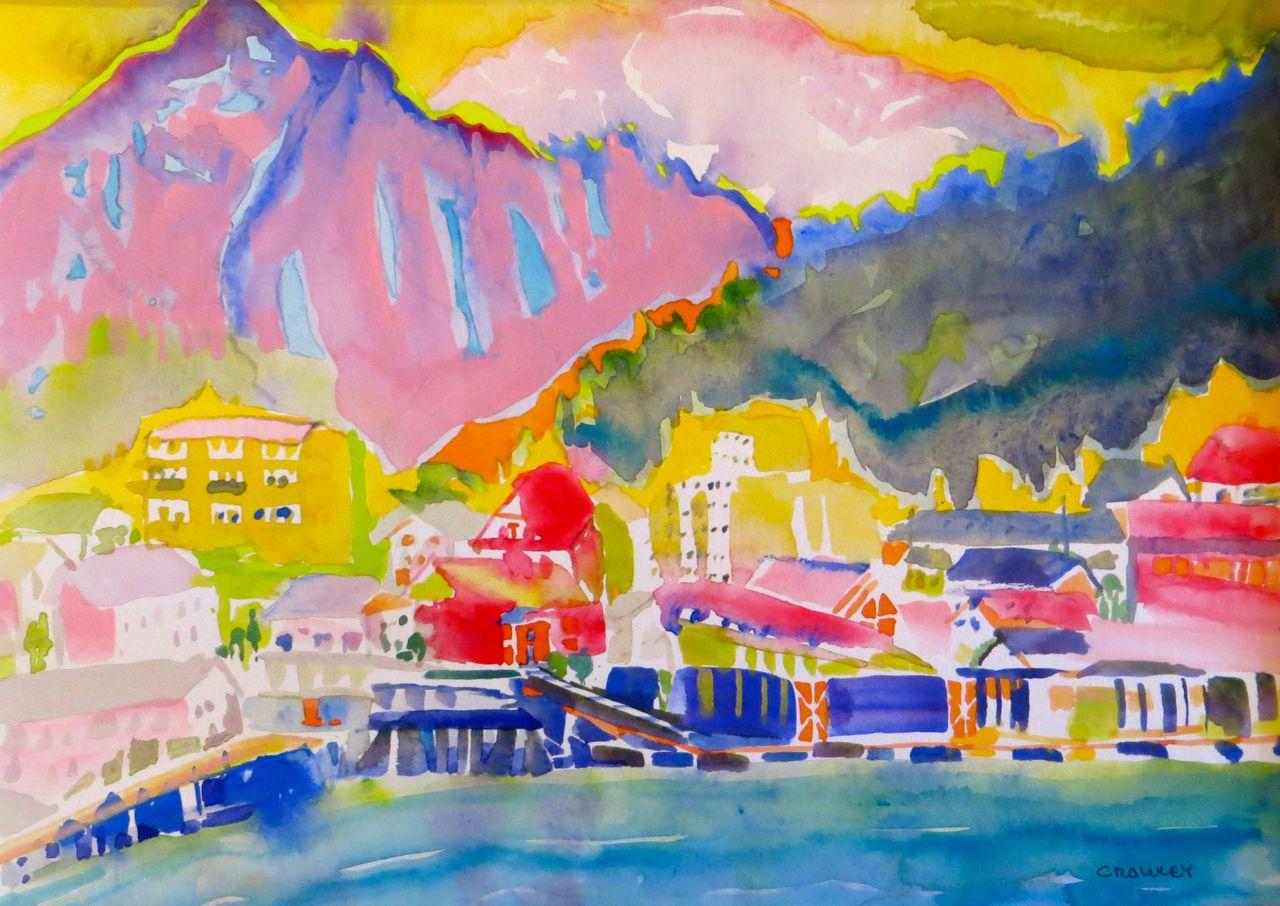 """#2230  """"Juneau, Alaska"""""""