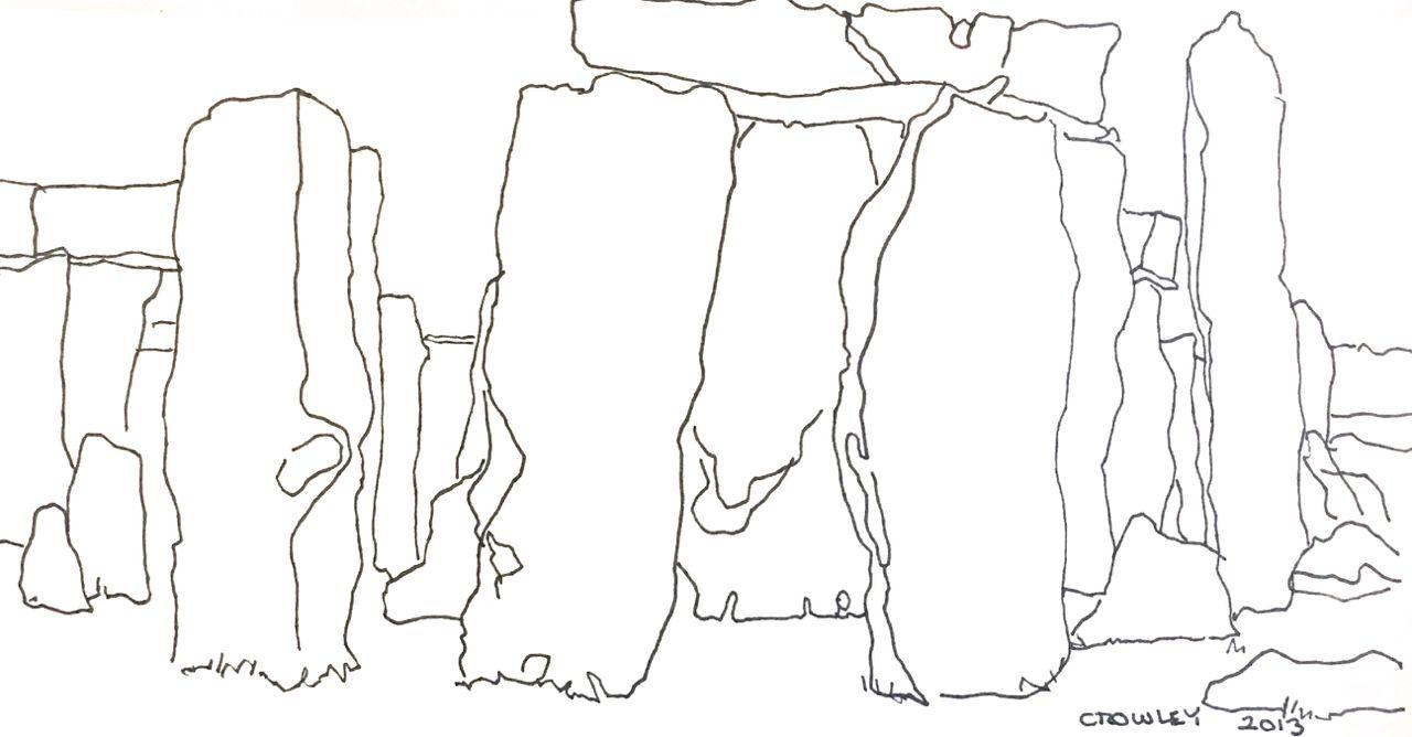 "#2189  ""Stonhenge 2013"""