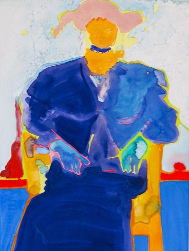 "#1486 ""Yellow Chair"""