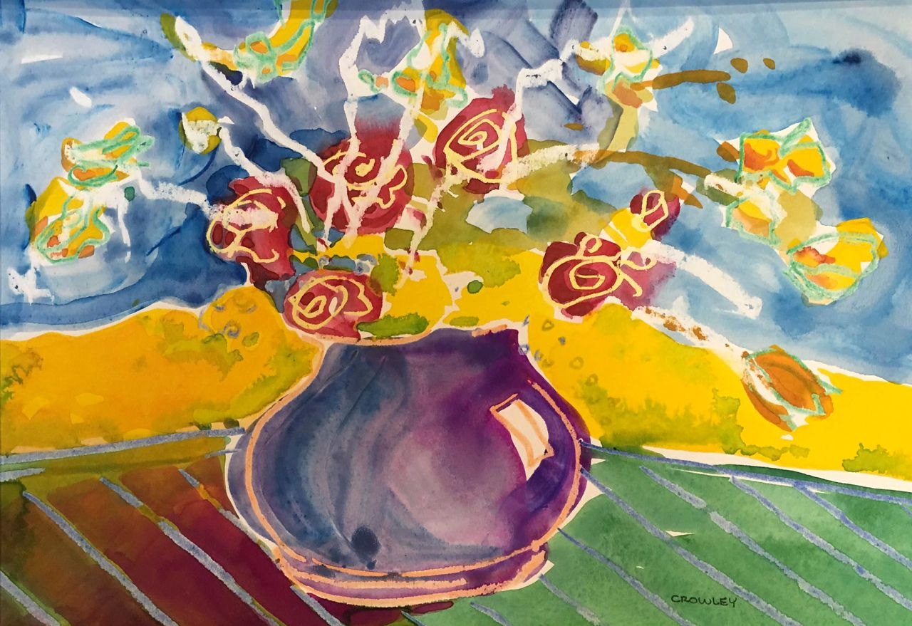 "#2246  ""The Purple Pot"""