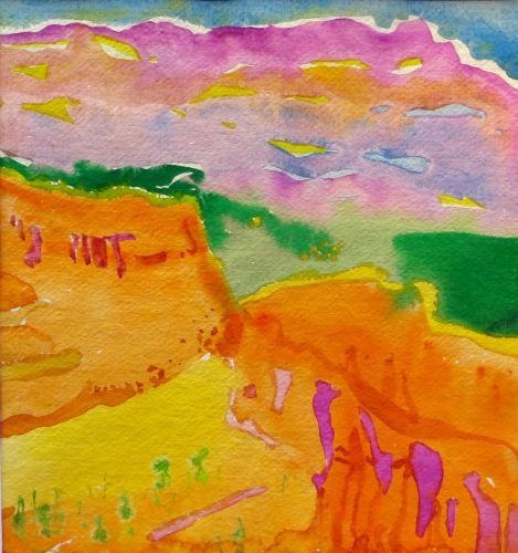 "#1926  ""Bryce Canyon, Utah I"""