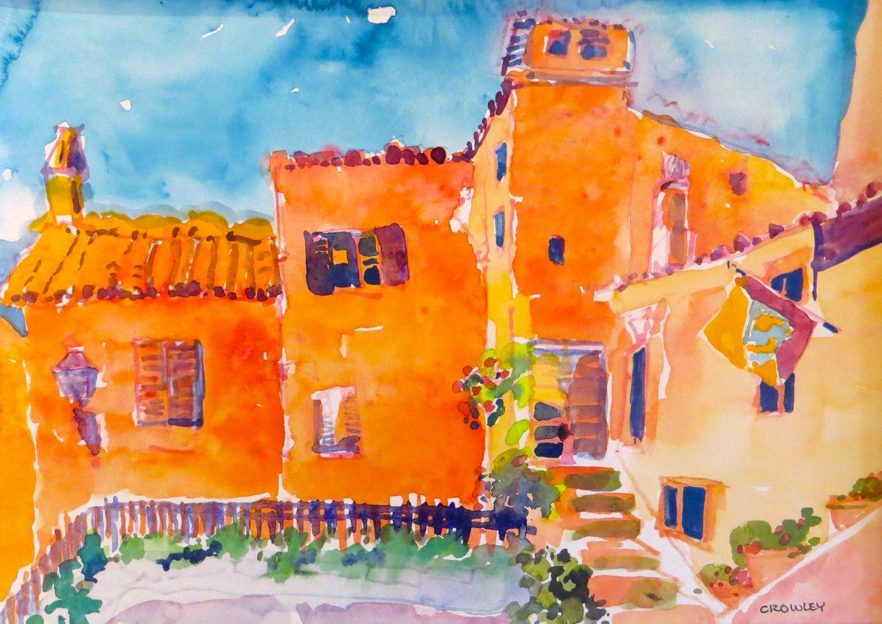 """# 2219 """"Bolsena Castle, Lake Bolsena, Italy"""""""