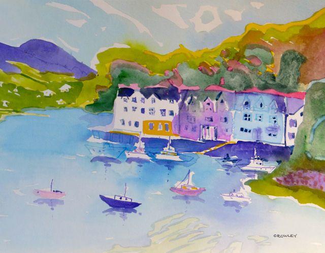 """#2013  """"Portree, Isle of Skye"""""""