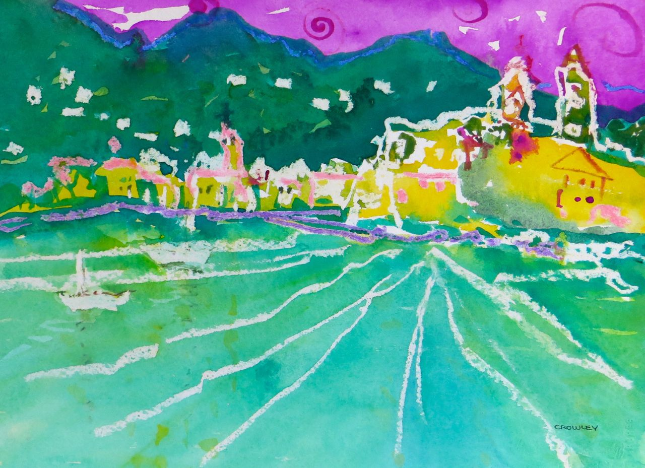 "#2108  ""Amalfi Coast, Italy"""