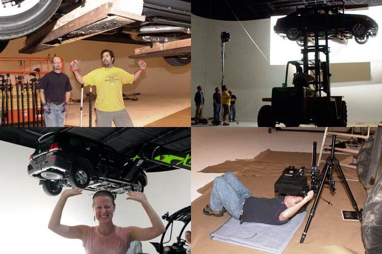 Joe Carlson Studio Crew