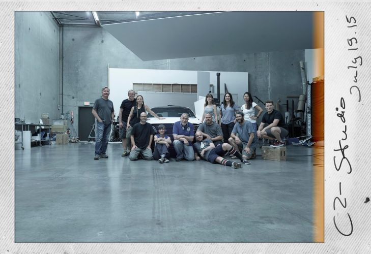 Joe Carlson Studio Crew - Kia DNG