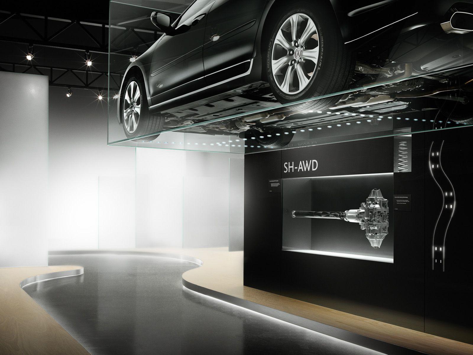 Acura RL Museum