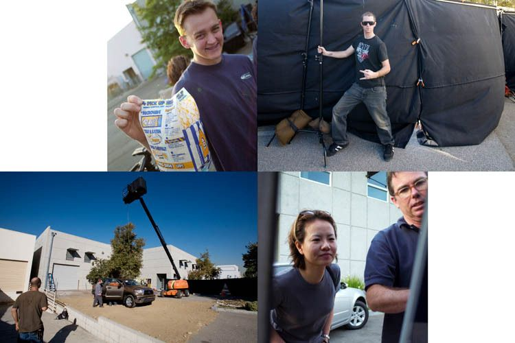 Joe Carlson Studio Crew - Nissan Designory